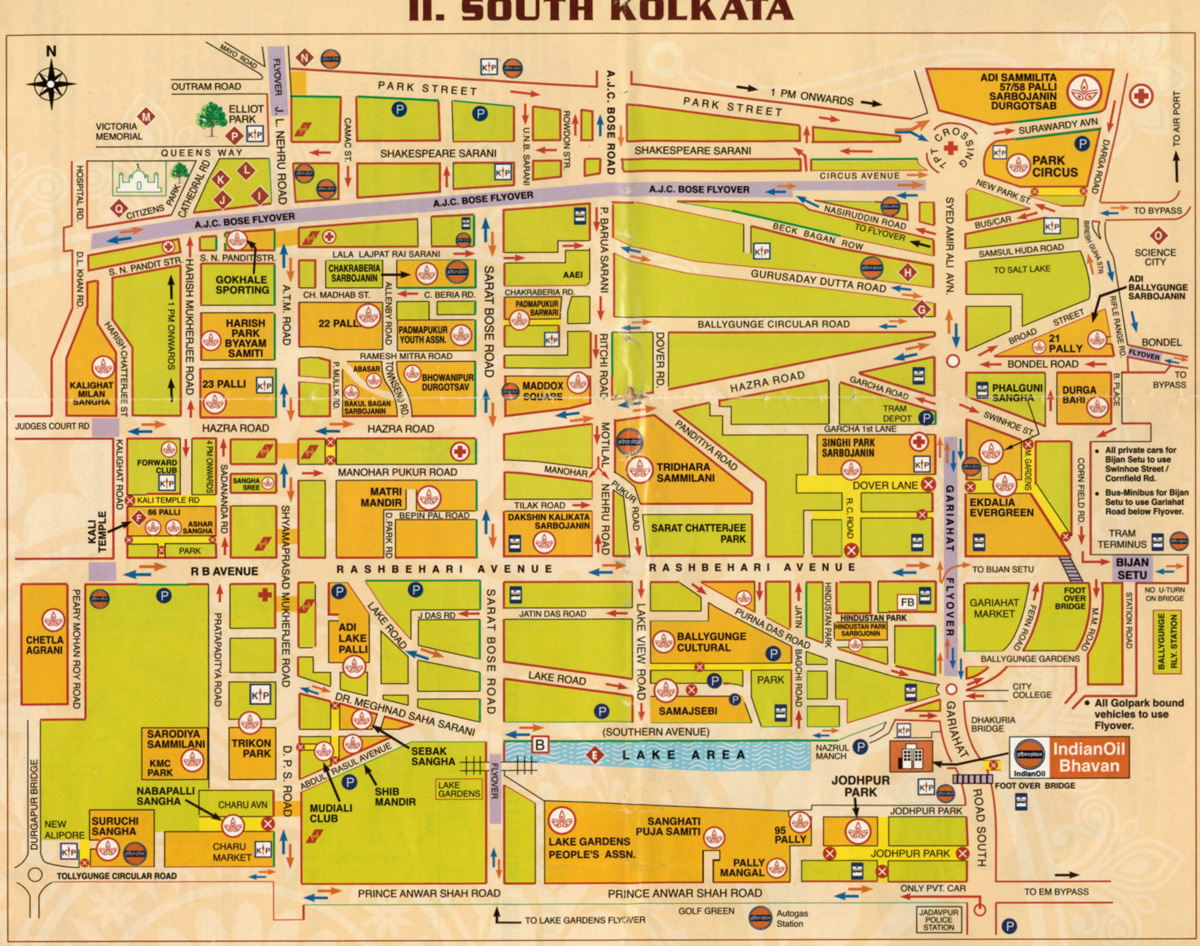 Durga Puja Road Maps | DurgaOnline on service maps, online interactive maps, print maps, facebook maps, advertising maps,
